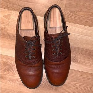 H.S Trask Lace-up casual shoes brown size 11 M